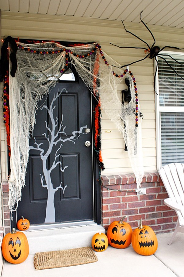 halloween, decorations