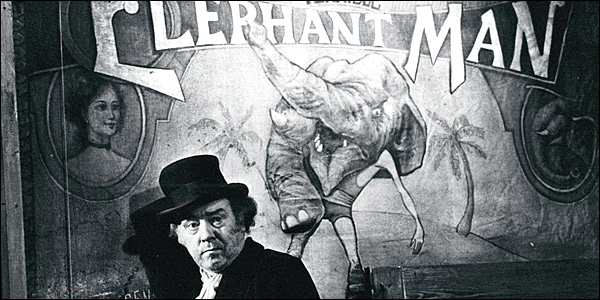 The Elephant Man, directed by David Lynch