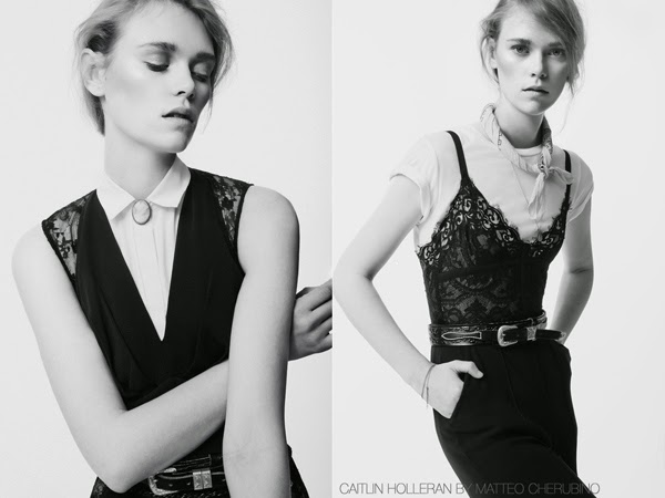 Caitlin Holleran - Matteo Cherubino - Cast Images