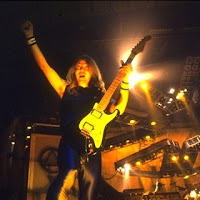 David Murray, Iron Maiden