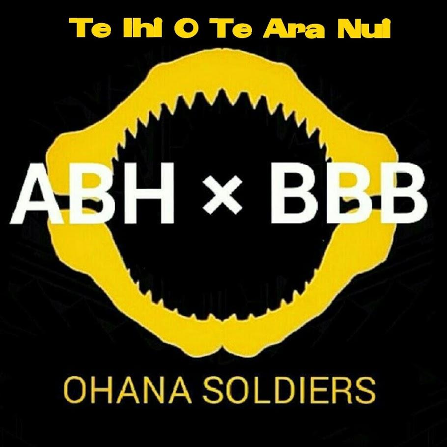 ALOHA BY HAND |  abhxbbb |  Te Ihi O Te Ara Nui