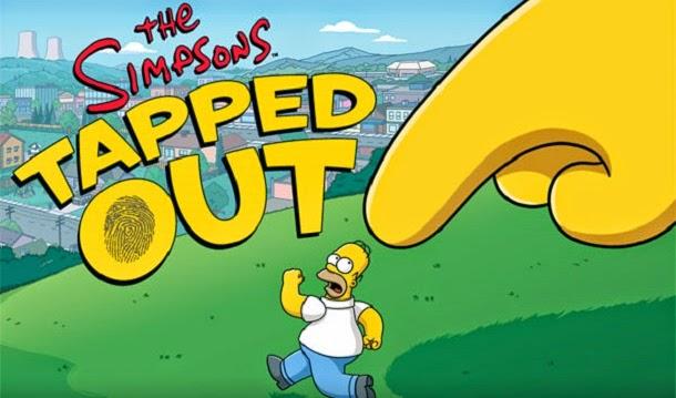 Crie a sua própria Springield em The Simpsons: Tapped Out