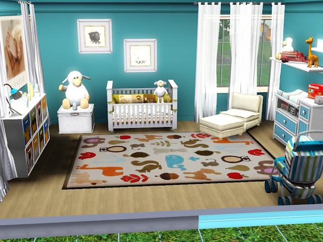 los sims de ani descargar habitaci n de beb