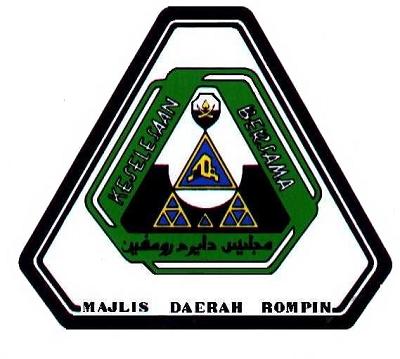 Jawatan Kerja Kosong Majlis Daerah Rompin (MDRompin) logo