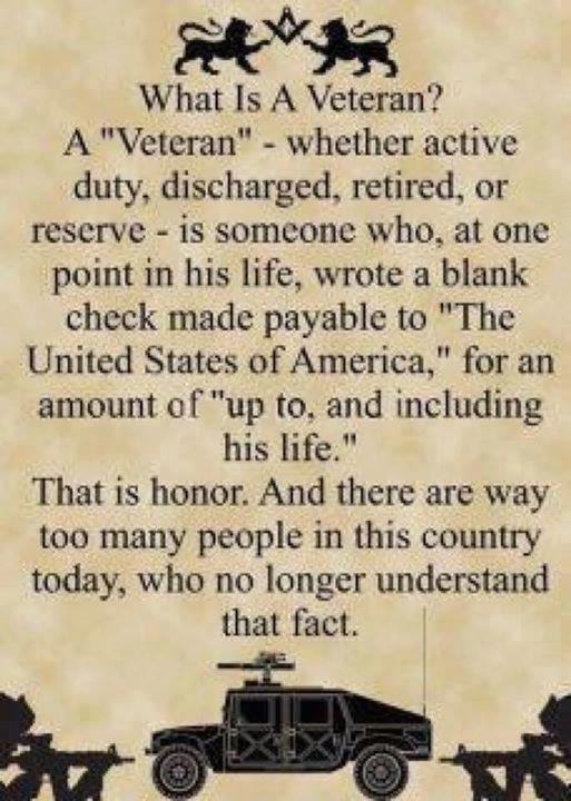 Veterans Quotes. QuotesGram