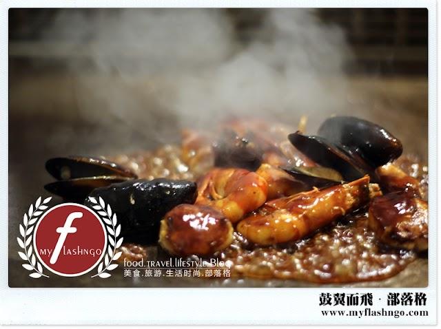 Penang Food | 红酒配铁板烧 @ Chateau 33 Prangin Mall
