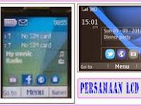 Persamaan LCD Nokia