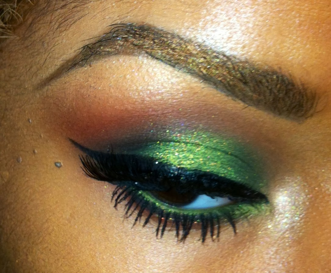 Lavish green smoky eye makeup tutorial beauty by lee lavish green smoky eye makeup tutorial baditri Images