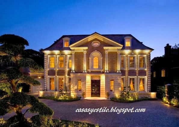 Casas caras costosas lujosas del mundo mansiones for Las casas mas grandes y lujosas del mundo