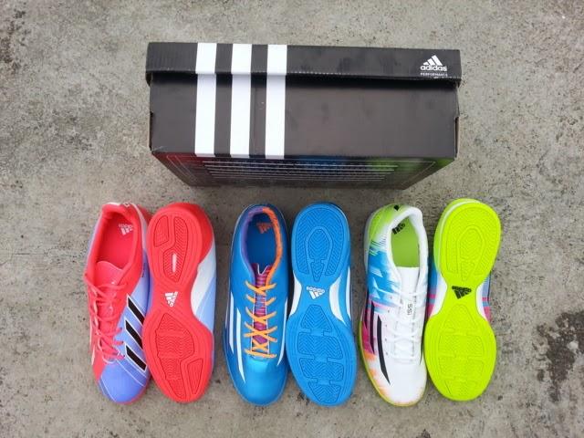 Sepatu Futsal Adidas Grade Ori: SEPATU FUTSAL ADIDAS F50