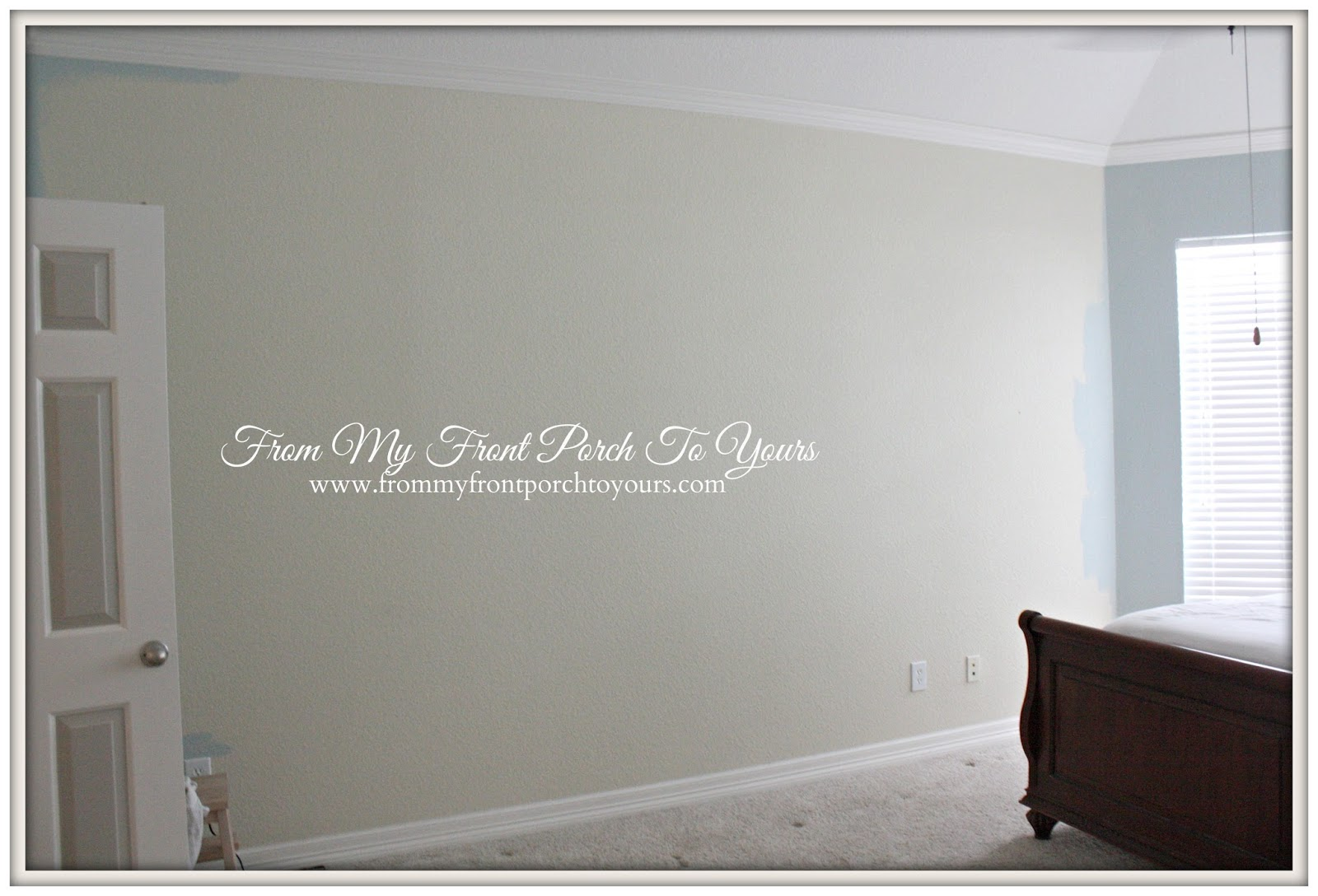 From My Front Porch To Yours: Adding Charm To The Master Bedroom ...