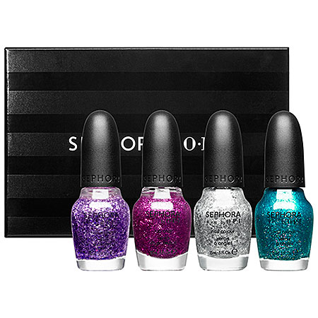 Sephora by OPI Jewellery Top Coat Set