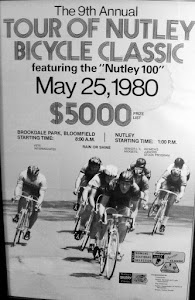 Legendary Nutley Bicycle Tour