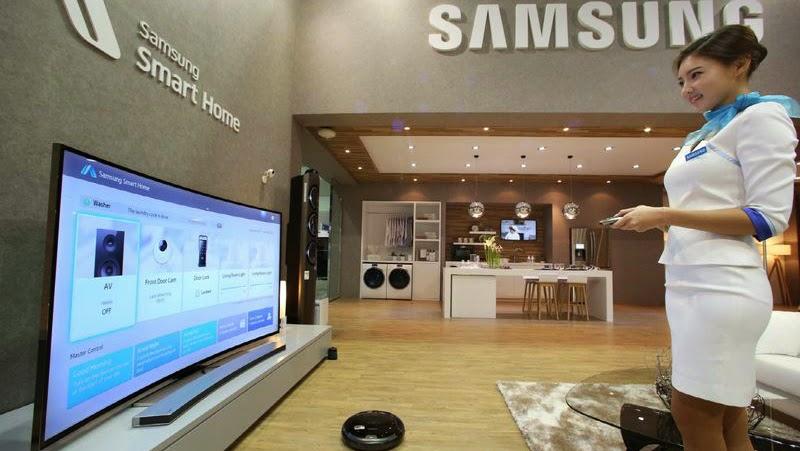 Tivi Samsung  thông minh từ 2015 sẽ dùng hệ điều hành Tizen
