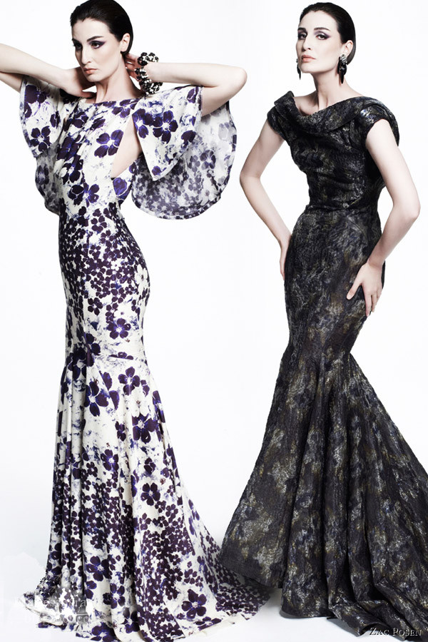 Zac Posen Resort 2013 Kollektion