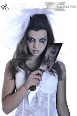 Xpleasure Girl : Η πρωτότυπη πρόβα νυφικού της Ήρας Μπάκα . . .