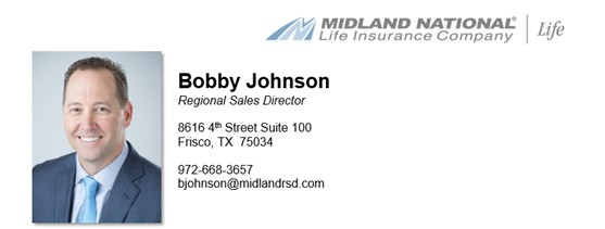 Bobby Johnson - Regional Sales Director