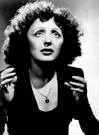 EDITH PIAF - ÉDITH GIOVANNA GASSION