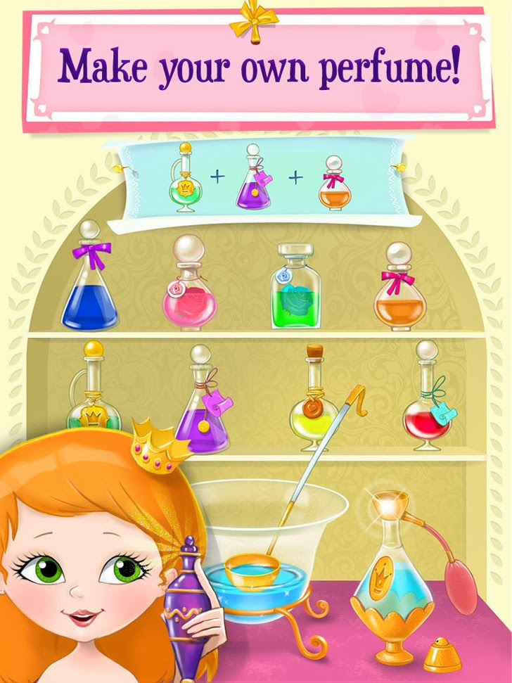 Enchanted Spa Salon - A Magical Fairy Tale Princess Makeover Adventure App iTunes App By  - FreeApps.ws