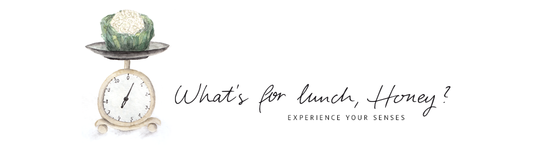 What's For Lunch Honey? | Experience Your Senses