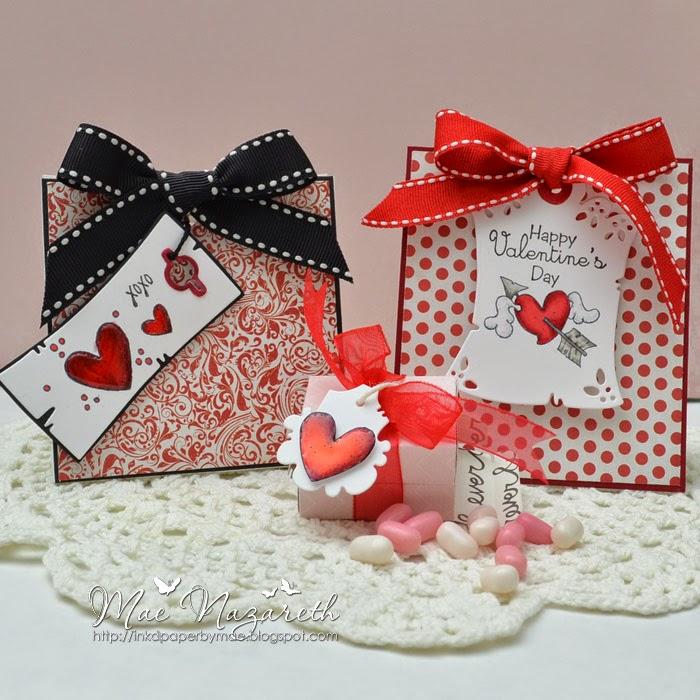 magnolias by mae valentine goodie bags - Valentines Goodie Bags