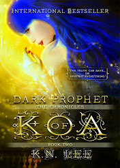 Dark Prophet (Book Two of The Chronicles of Koa)