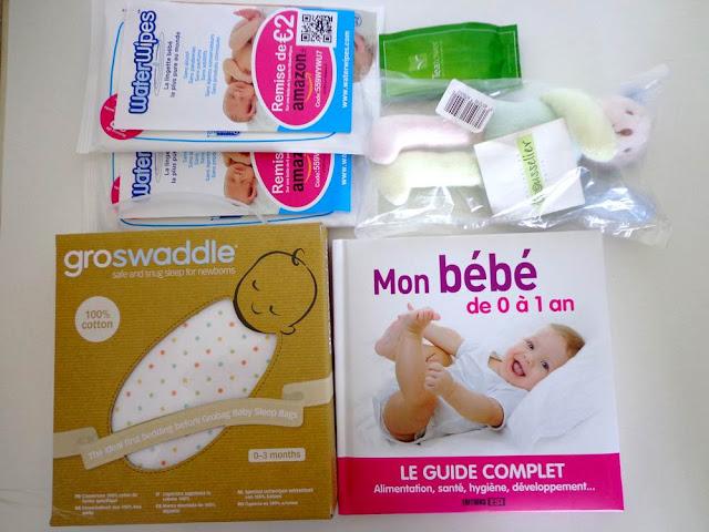 Ma box Tiniloo: la box pour bébé & enfants mars fevrier