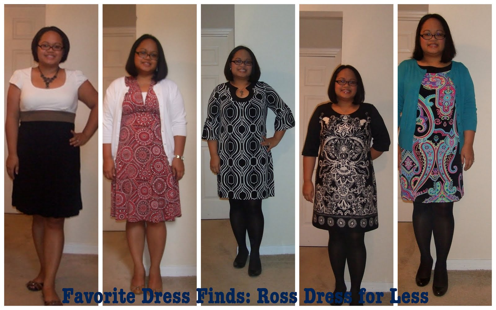 Department Store Dresses