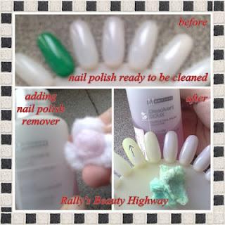 Nail polish remover review