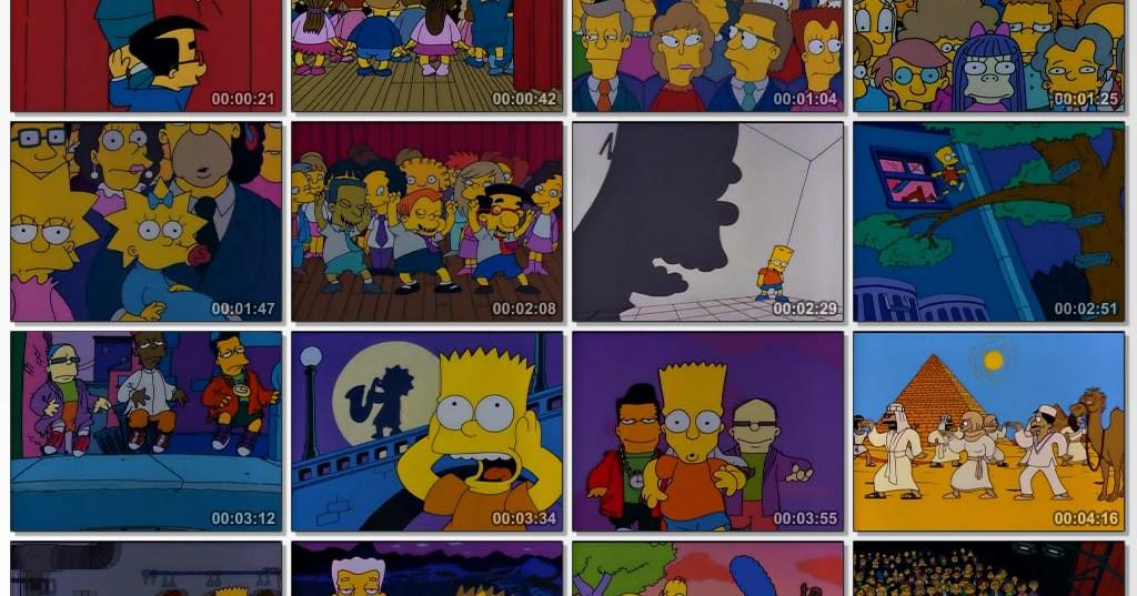 Videos musicales bart simpson do the bartman - Bart simpson nu ...