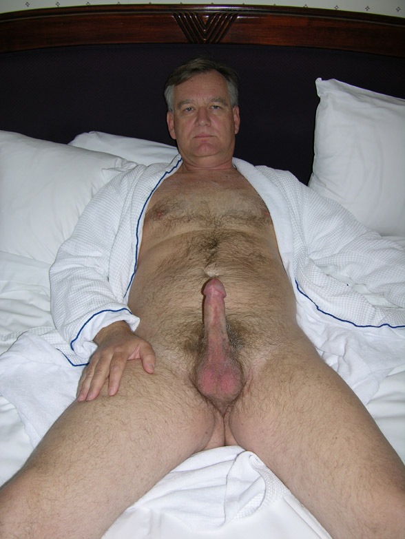 Daddy bears chubby silver sex handsome