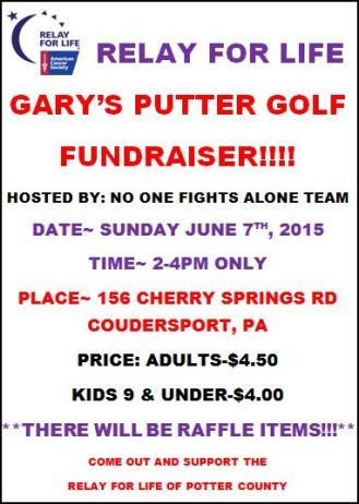 6-7 Relay For Life Fundraiser