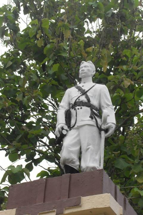 Gen. Quintin Dicen Salas of Dumangas, Iloilo