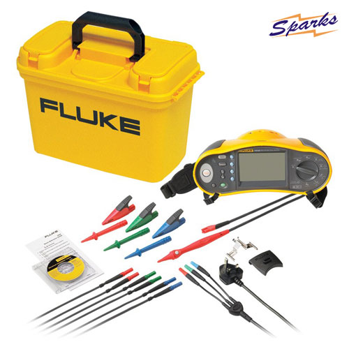 The Fluke 1645B Tester - Multifunction Tester