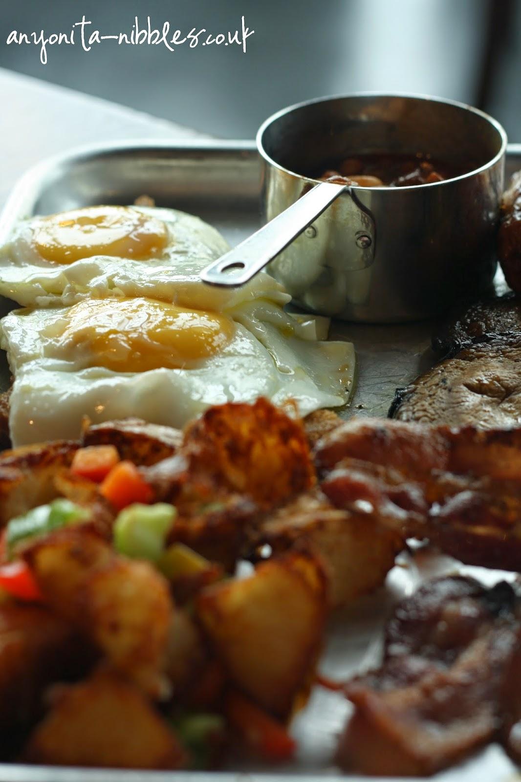 The Jack Daniel's American Breakfast from TGI Friday's | Anyonita-nibbles.co.uk