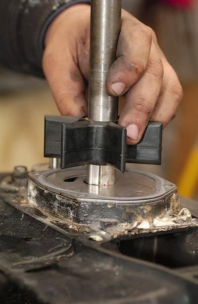 mercruiser water pump impeller replacement instructions