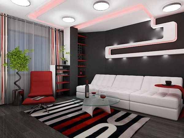 Interior Design Ideas For Bachelor Apartment