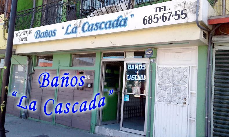 BAÑOS LA CASCADA