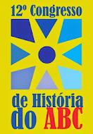 12º Congresso de História do Grande ABC