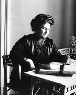 Maria Montessori:  The Authority on the Method