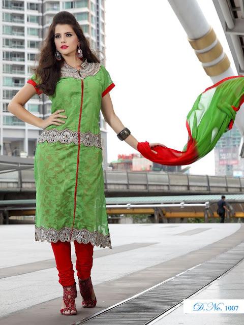 Designer Anarkali Salwar Kameez, Fancy Embroidery Anarkali Salwar Suits in Kolkata