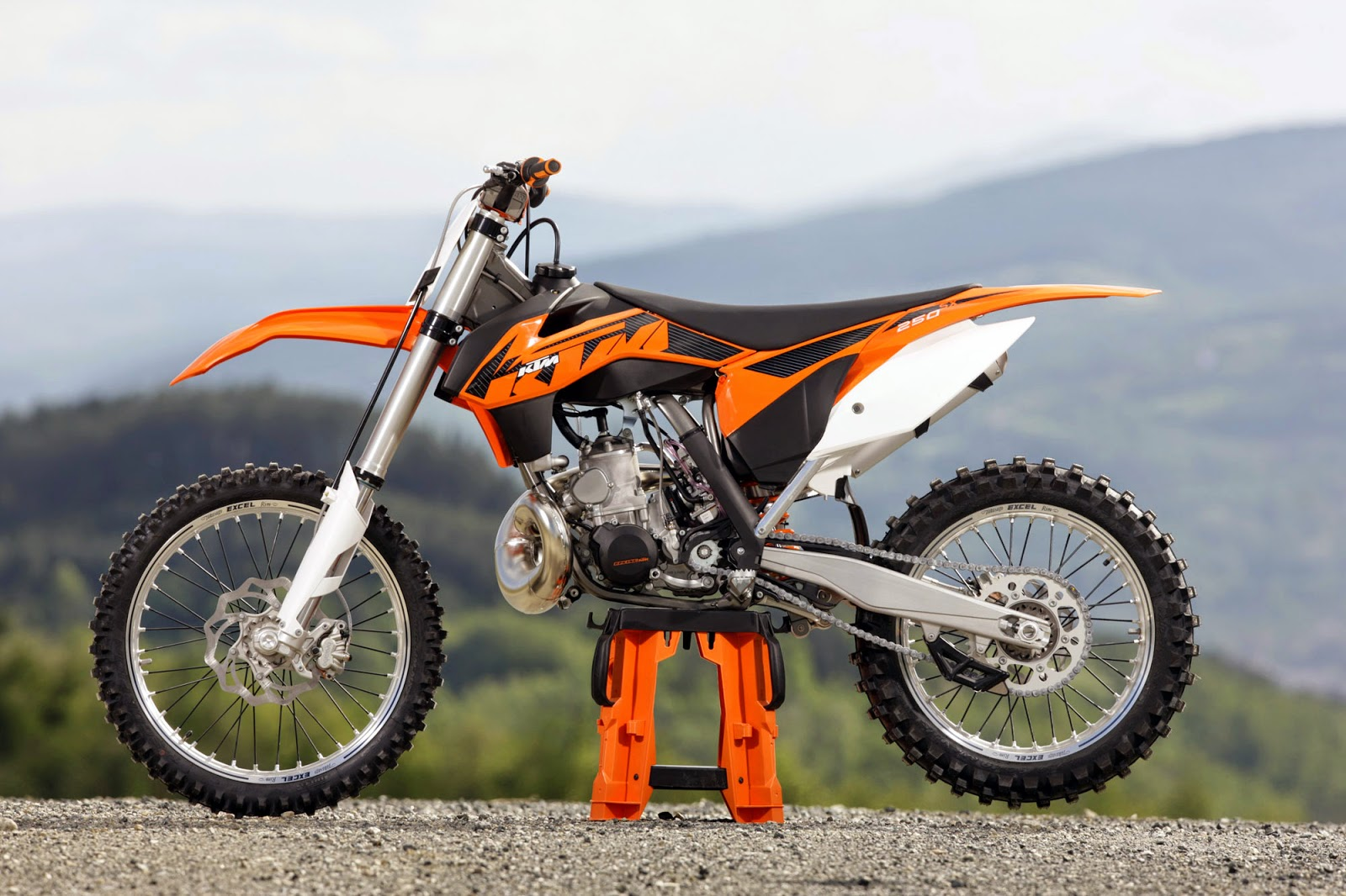 KTM 250SX Bikes HD Wallpapers