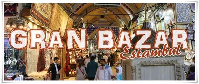 El gran bazar de estambul en ruta turismo y viajes for Oficina de turismo estambul