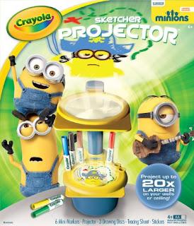 Crayola Projector