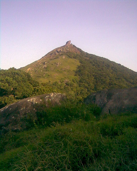 Coimbatore Attractions: Tamilnadu Tourism: Velliangiri Mountains, Coimbatore