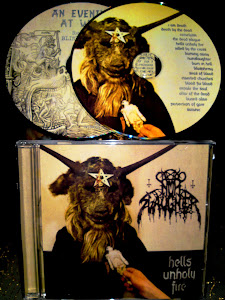 NUNSLAUGHTER''hell unholy fire''