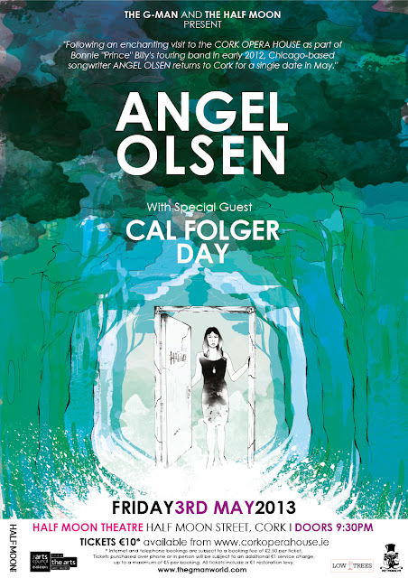 The G-Man Presents Angel Olsen & Cal Fogler Day