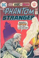 Phantom Stranger #35, Jim Aparo cover