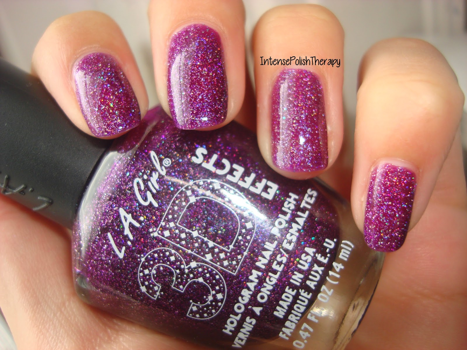 L.A. Girl - Purple Effect