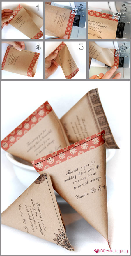 Ideas For Wedding Favor Bags : ... -wedding-favor-bags-with-a-twist free-downloads diy-wedding-ideas